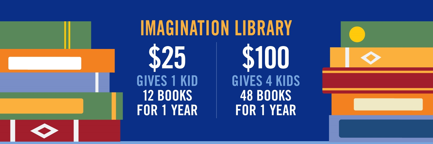 Donate to Imagination Library