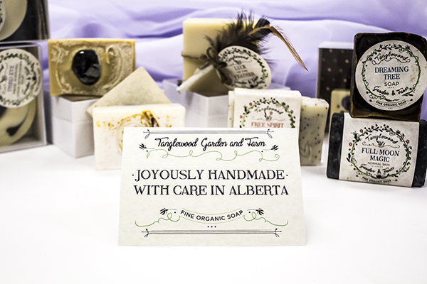 Joyously handmade with care in Alberta