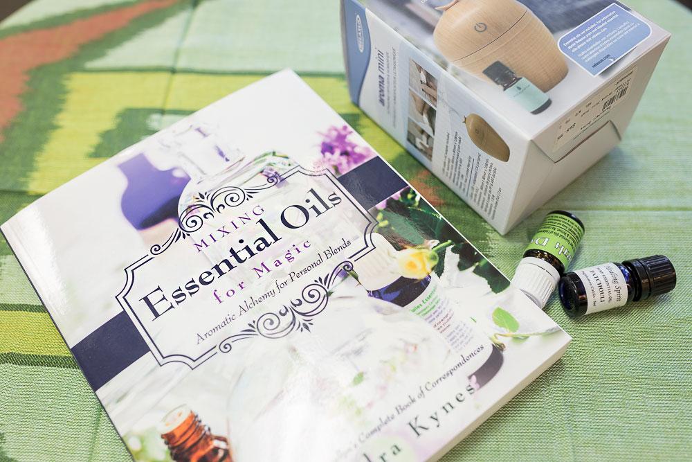 Ascendant Books Aromatherapy