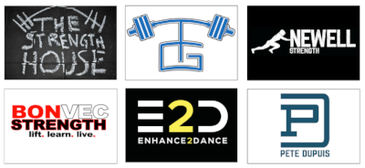 Just a few of the brands that have taken shape here at CSP