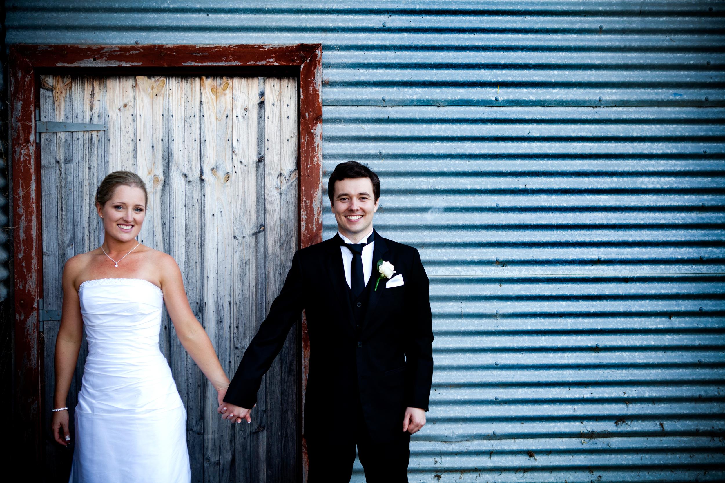 Canberra wedding photography - Yarralumla Woolshed