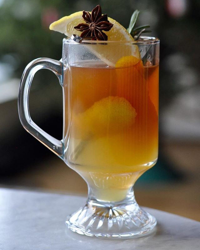 Open tonight for x-mas eve!  Warm up with $8 hot toddies all night.  Thanks @desireenyc for the write up.
