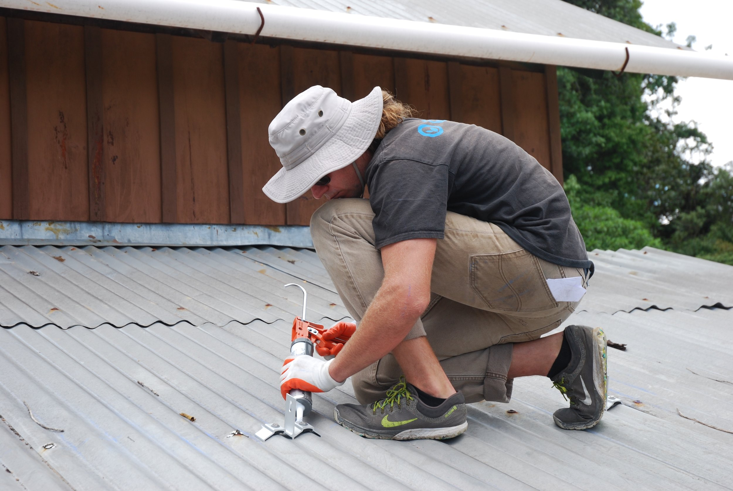 Twende Solar - Volunteer Interview: Ben Waters - 6.6kW Solar PV Install - Guatemala