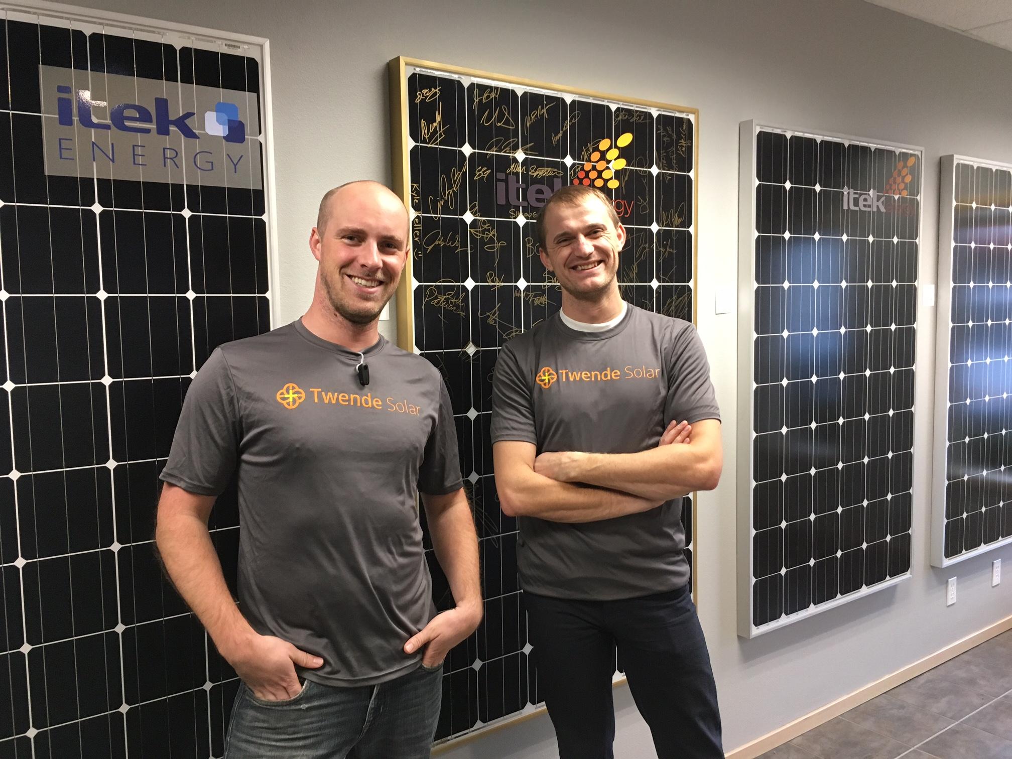 Twende Solar - Itek Energy - 6.6kW Solar PV Installation - Guatemala - Maya Jaguar School