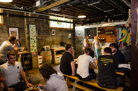 Upright Brewing - Twende Solar - Happy Watt Hour - May 11, 2017