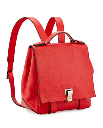 My new Proenza Schouler Small PS Courier Backpack
