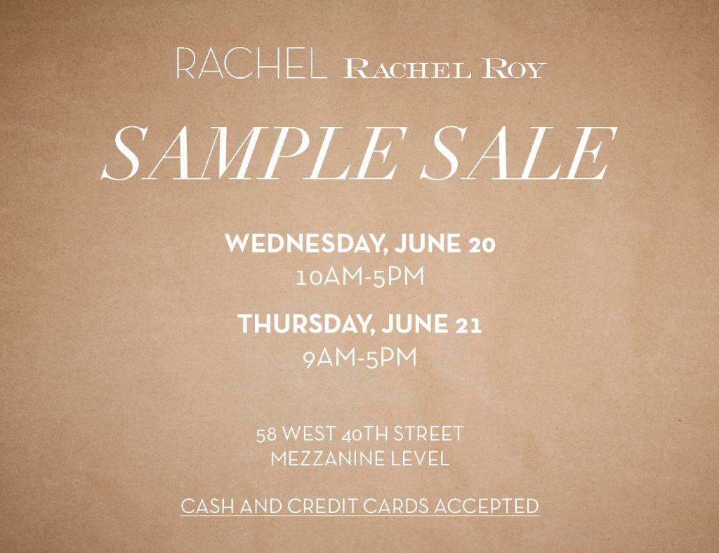 Rachel Roy Sample Sale- New York Sample Sale.jpg