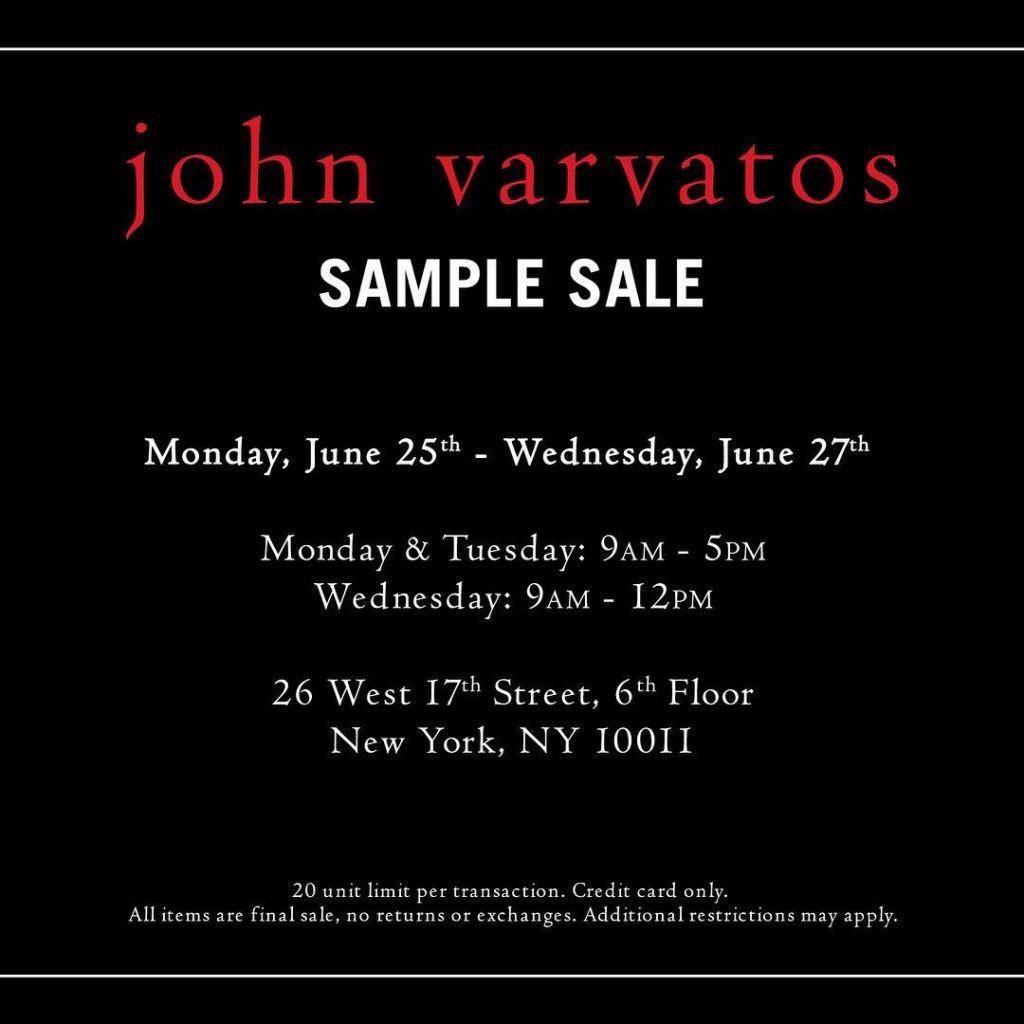 John Varvatos Sample Sale- Sample Sale NY.jpg