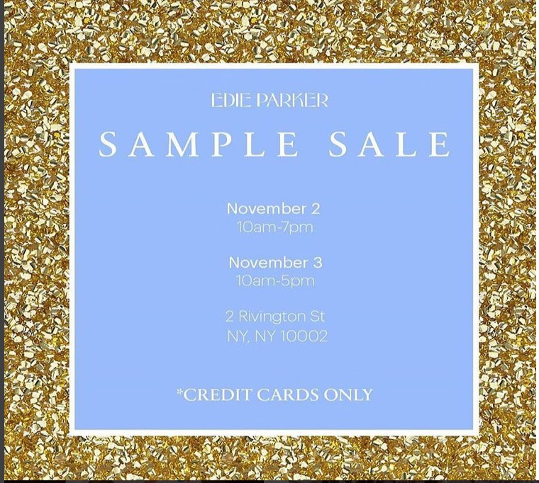 Edie_Parker_Sample sale.jpg