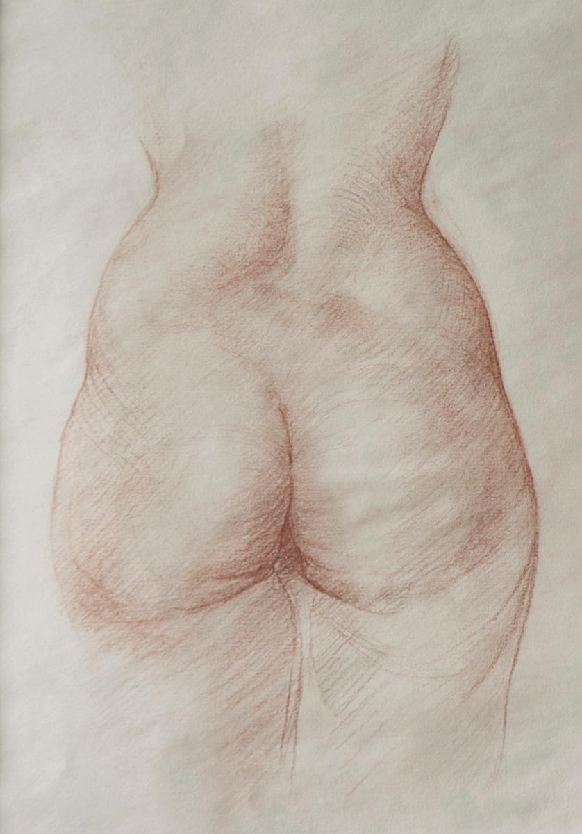 Back View (The Sacred Feminine)