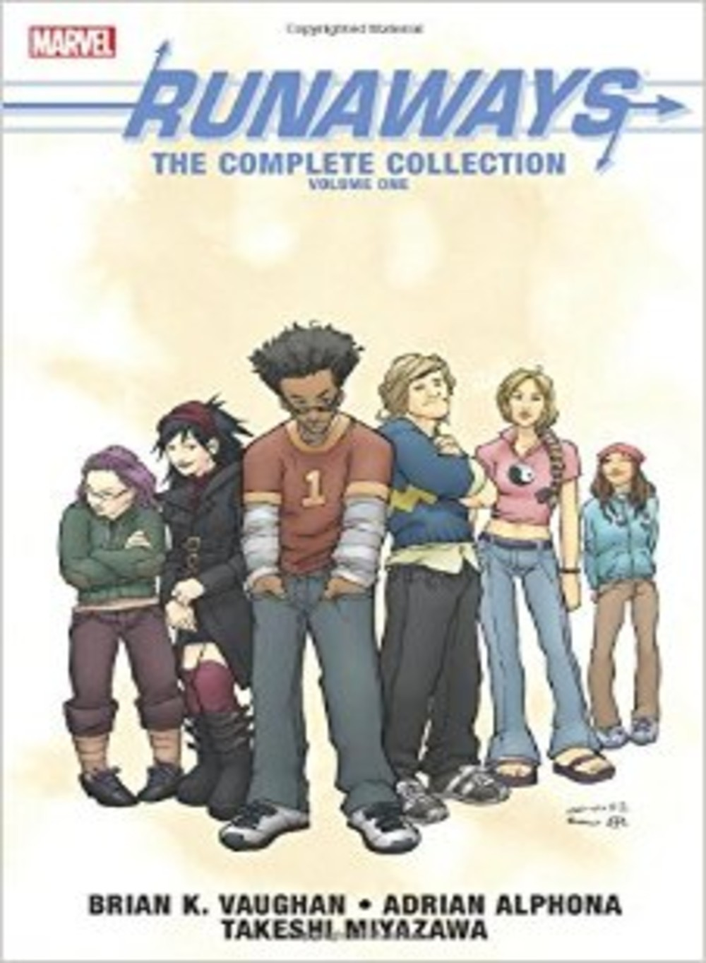 Runaways: The Complete Collection Vol. One