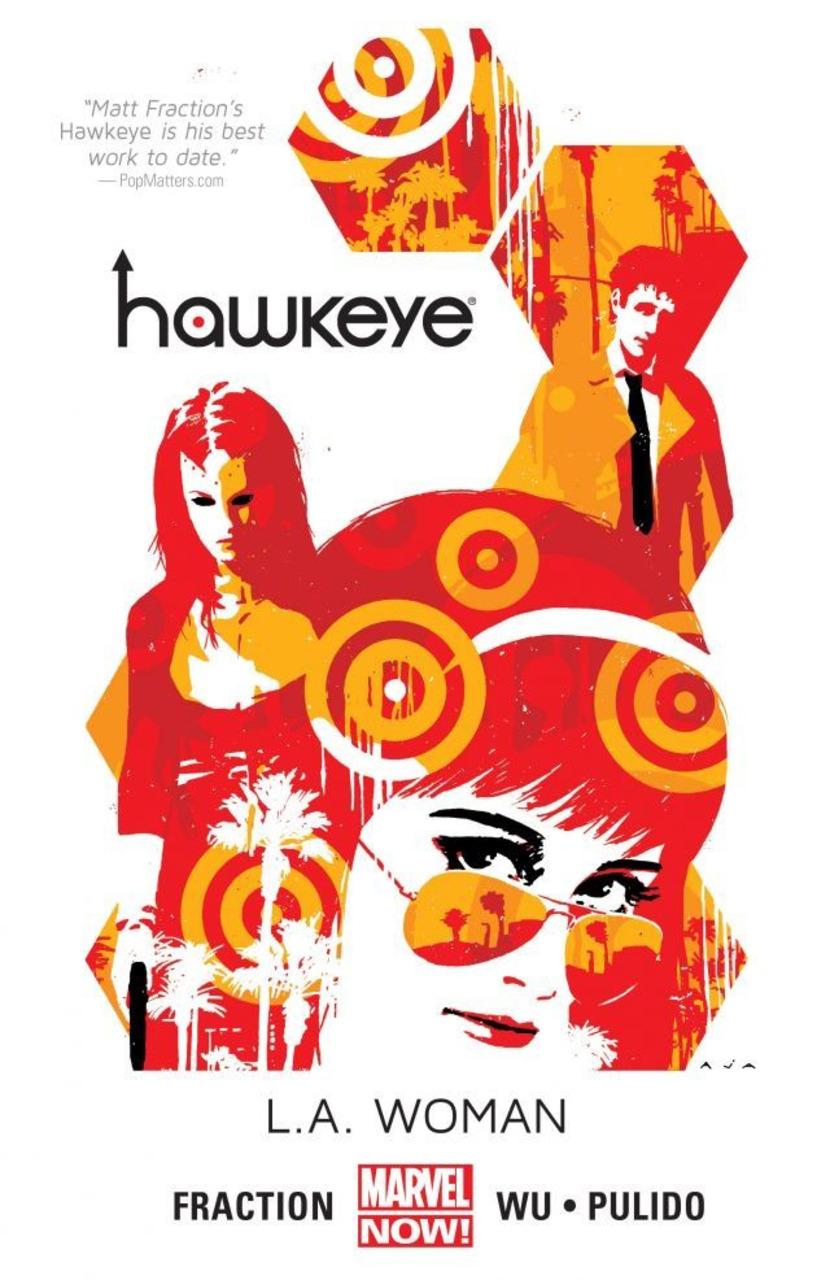 Hawkeye: LA Woman