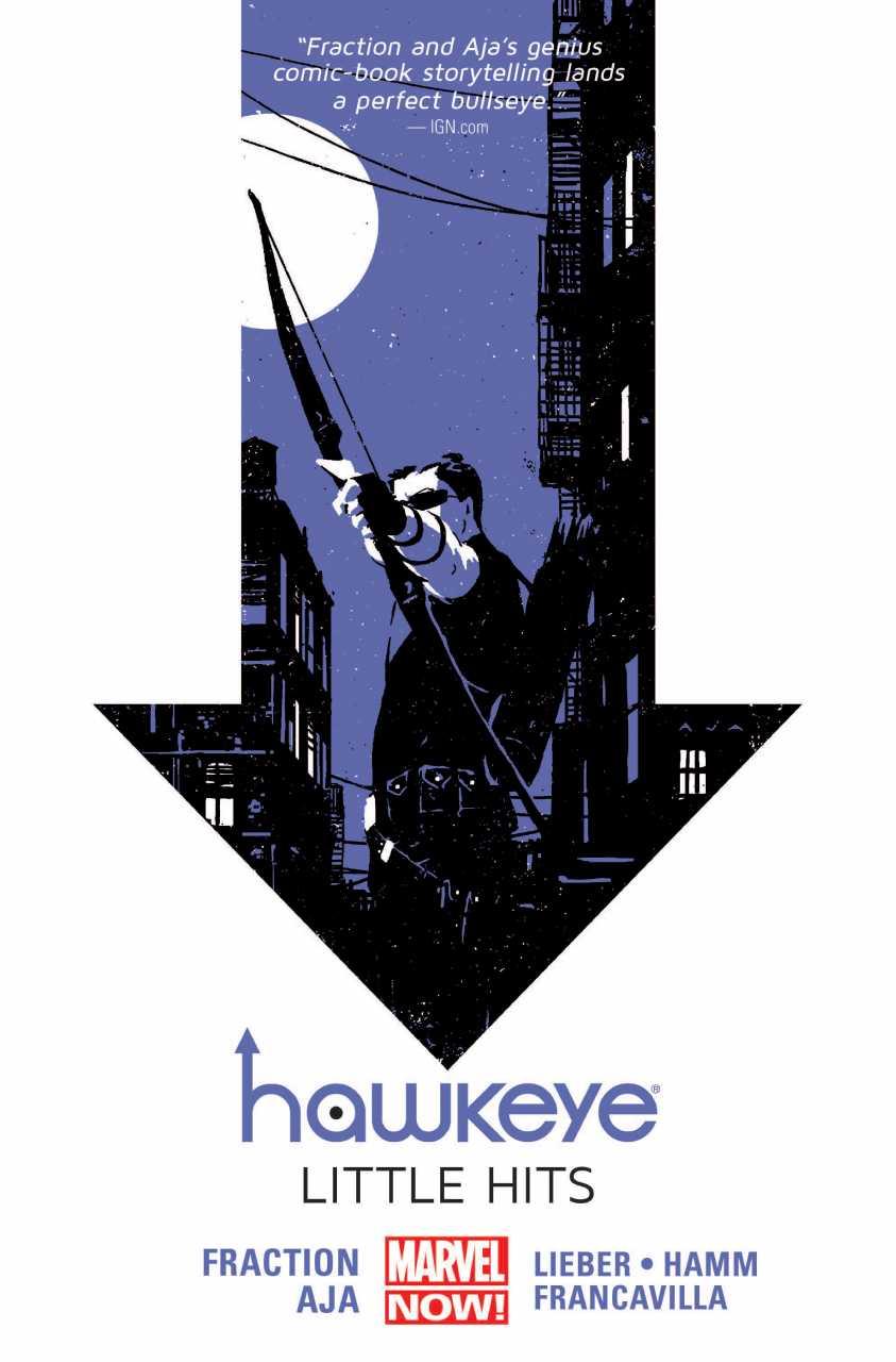Hawkeye: Little Hits