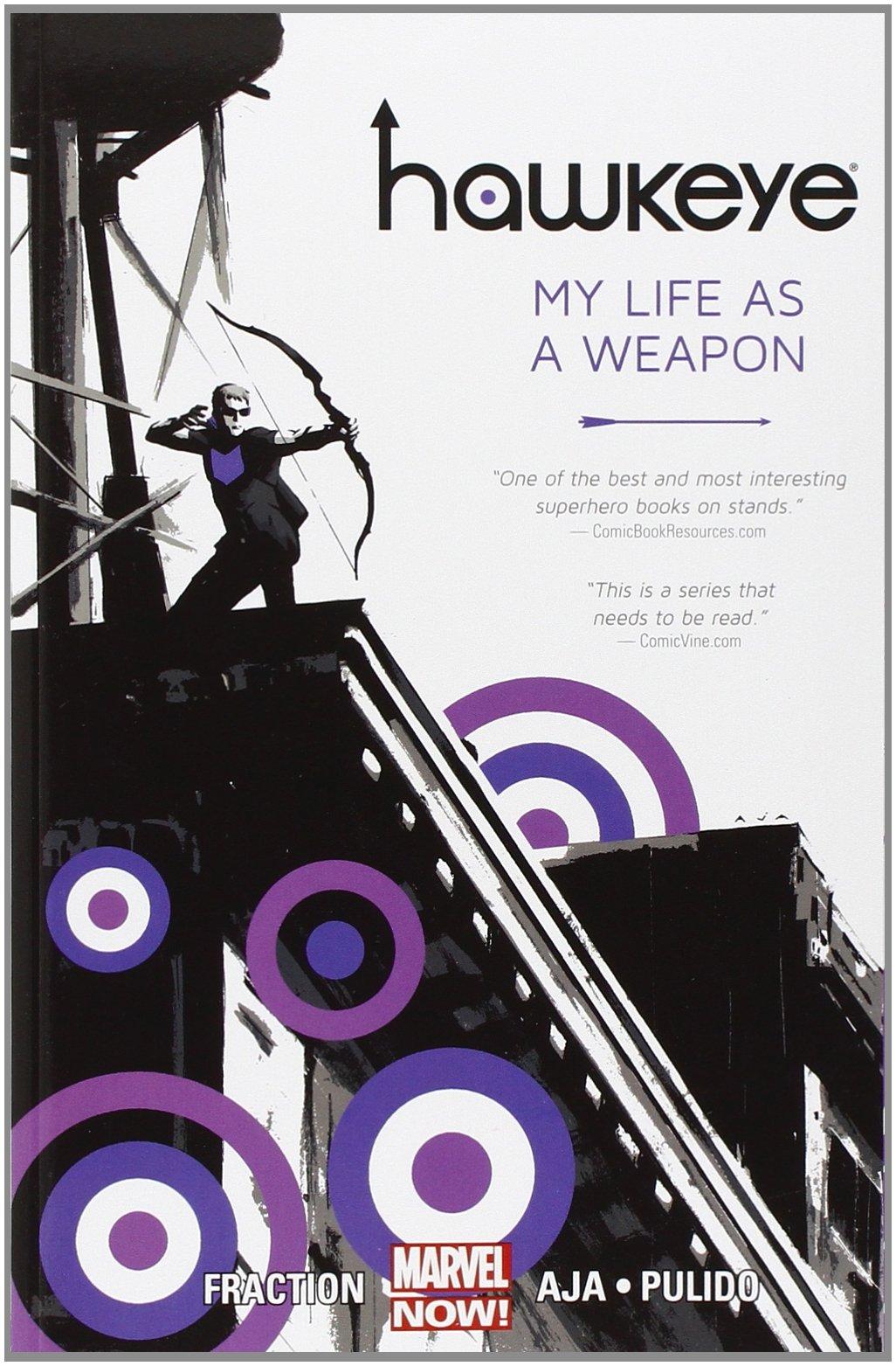 Hawkeye: My Life as a Weapon