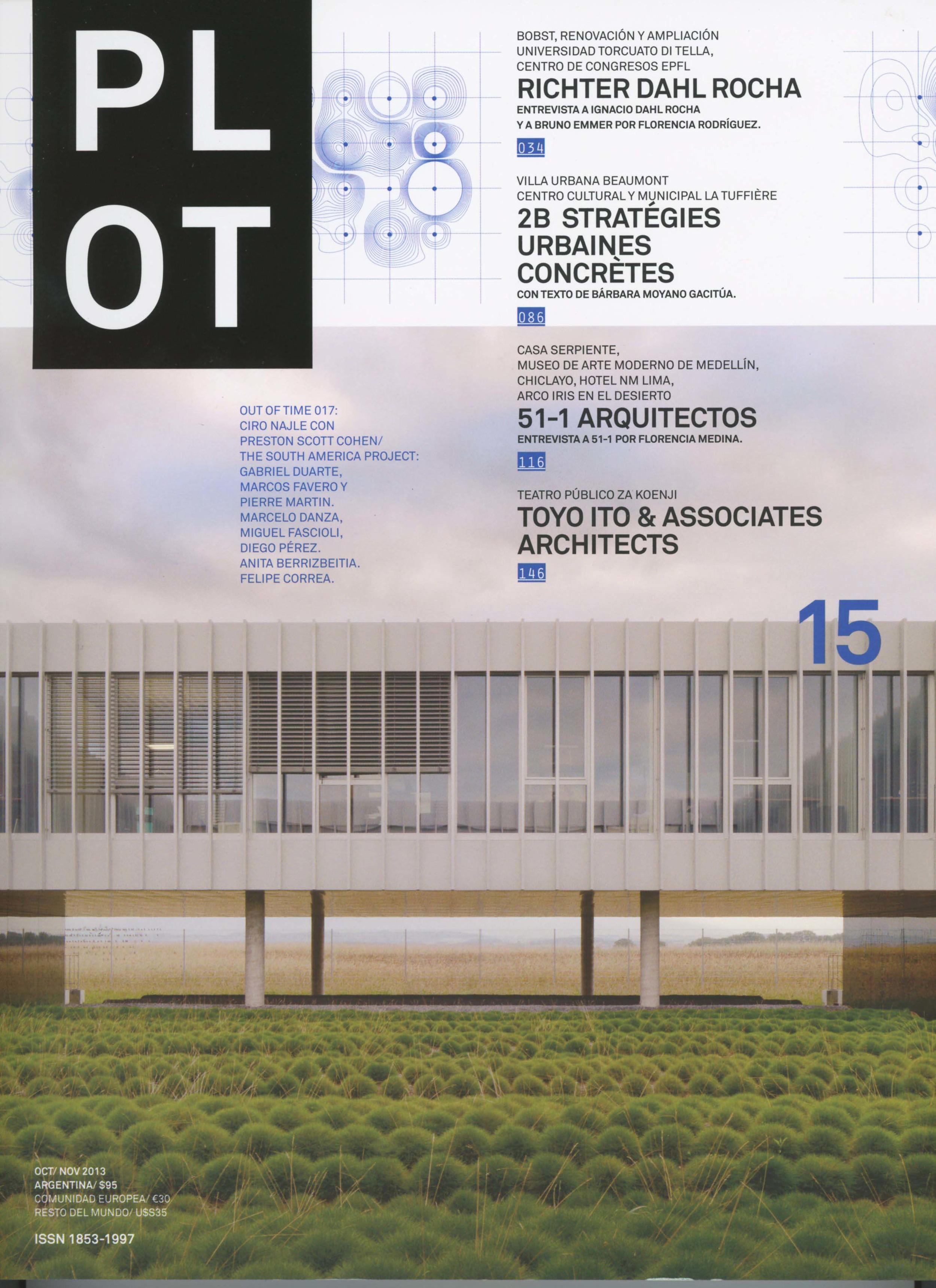 PLOT Magazine