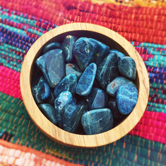 Click the photo above to view these Apatite stones for sale.