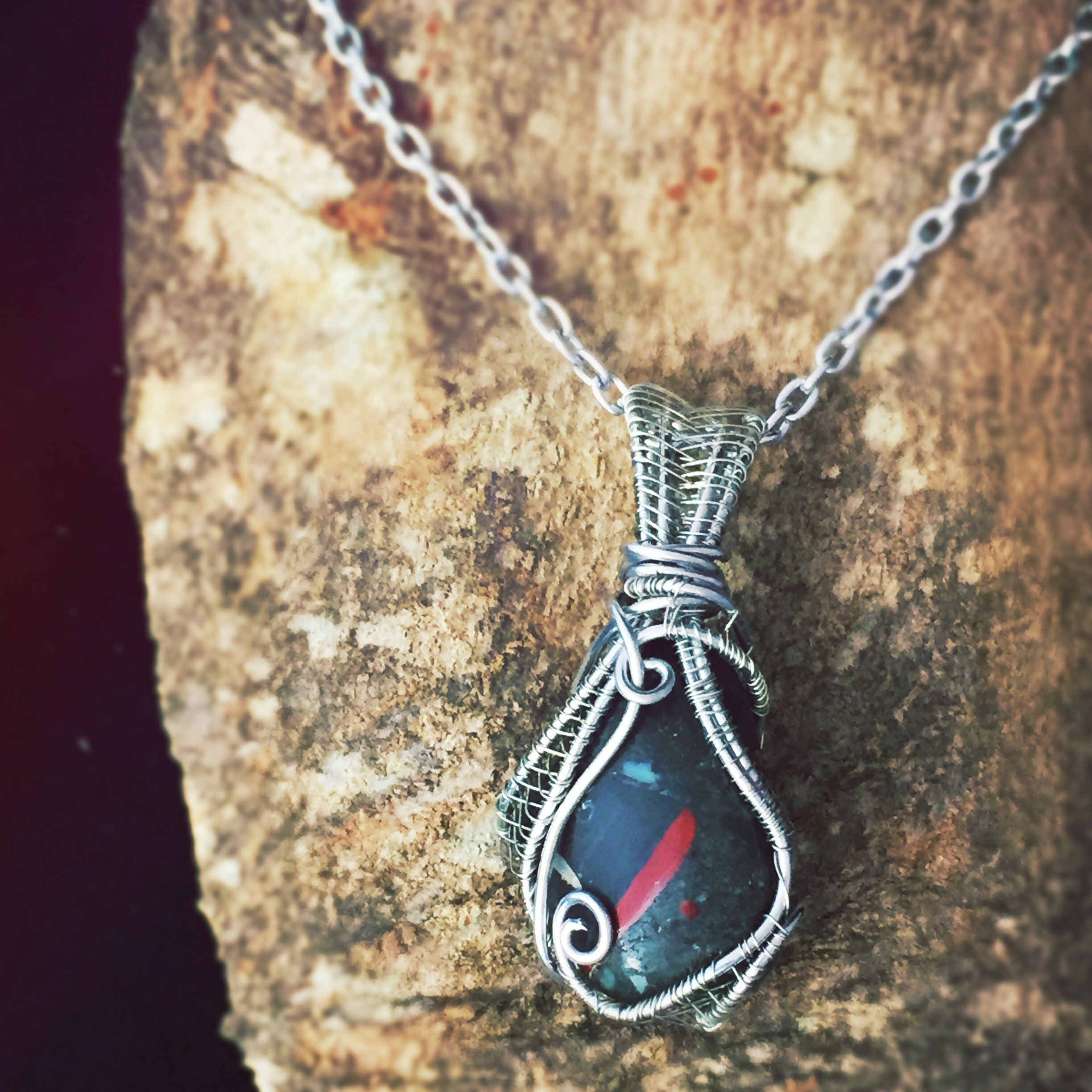 Snag this bloodstone for your libra energy here!
