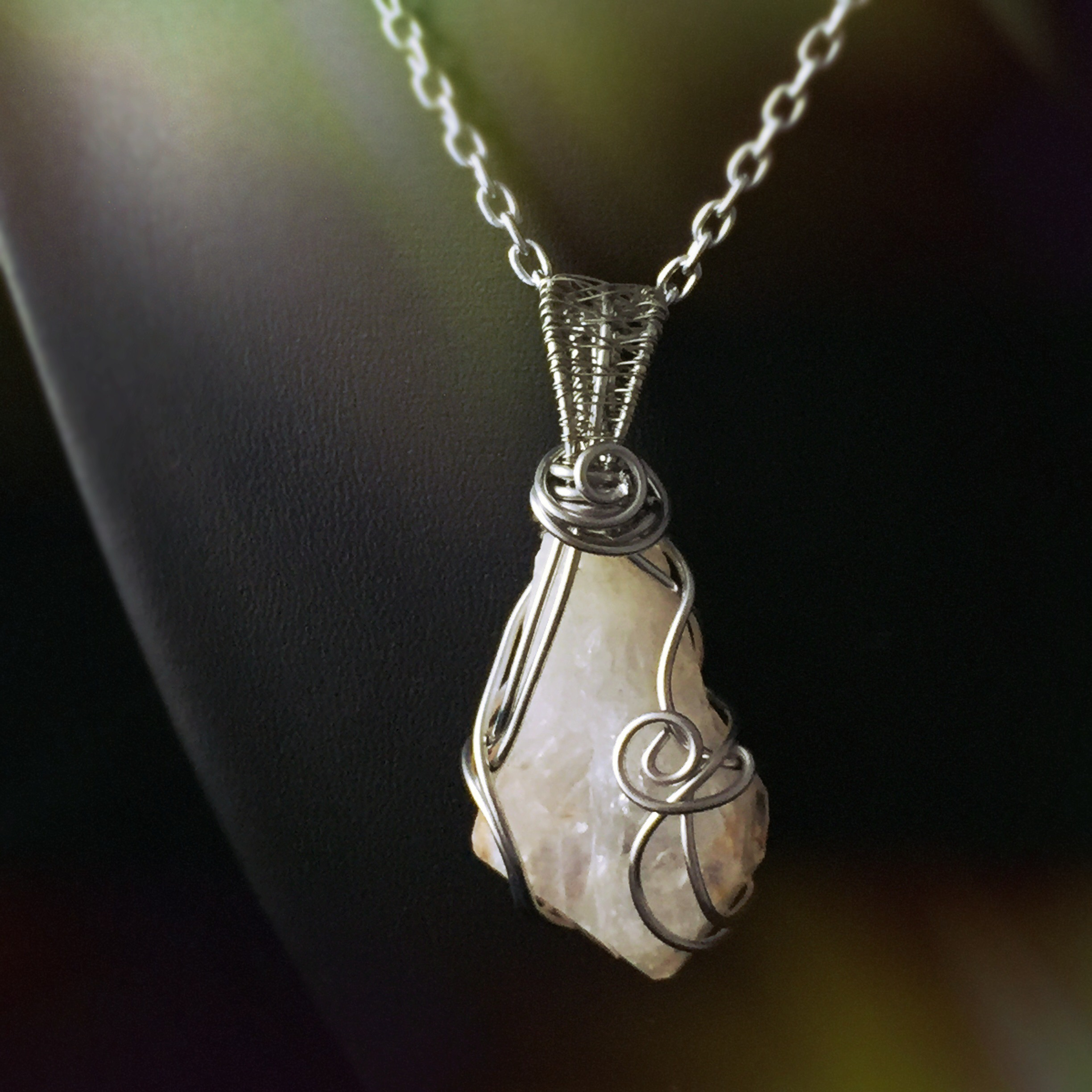 These Citrine pendants will complement your Sagittarius happy vibes SO well! Check them out here!