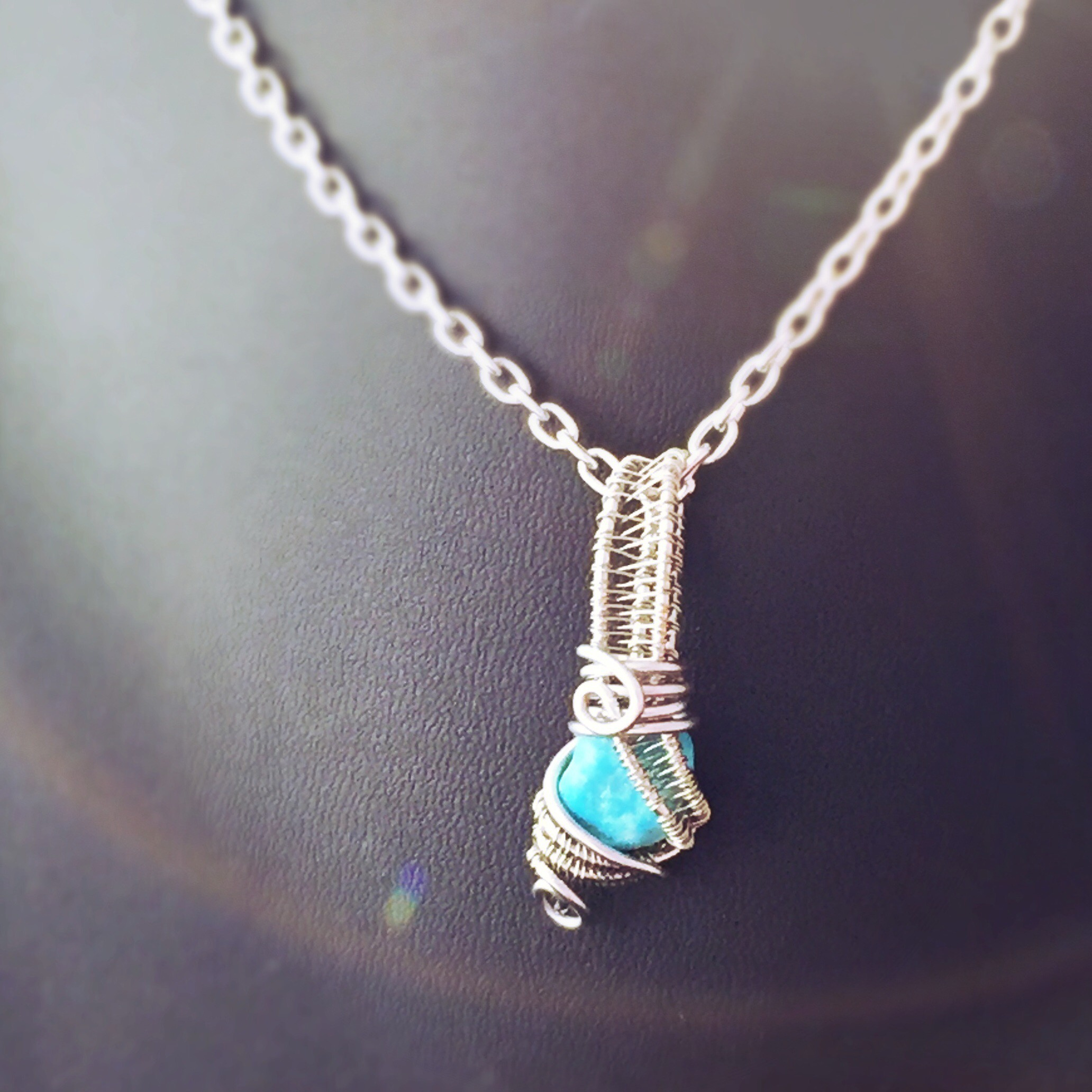 Hey Sag! You need to snag this Turquoise while it's still available! Check it out here!