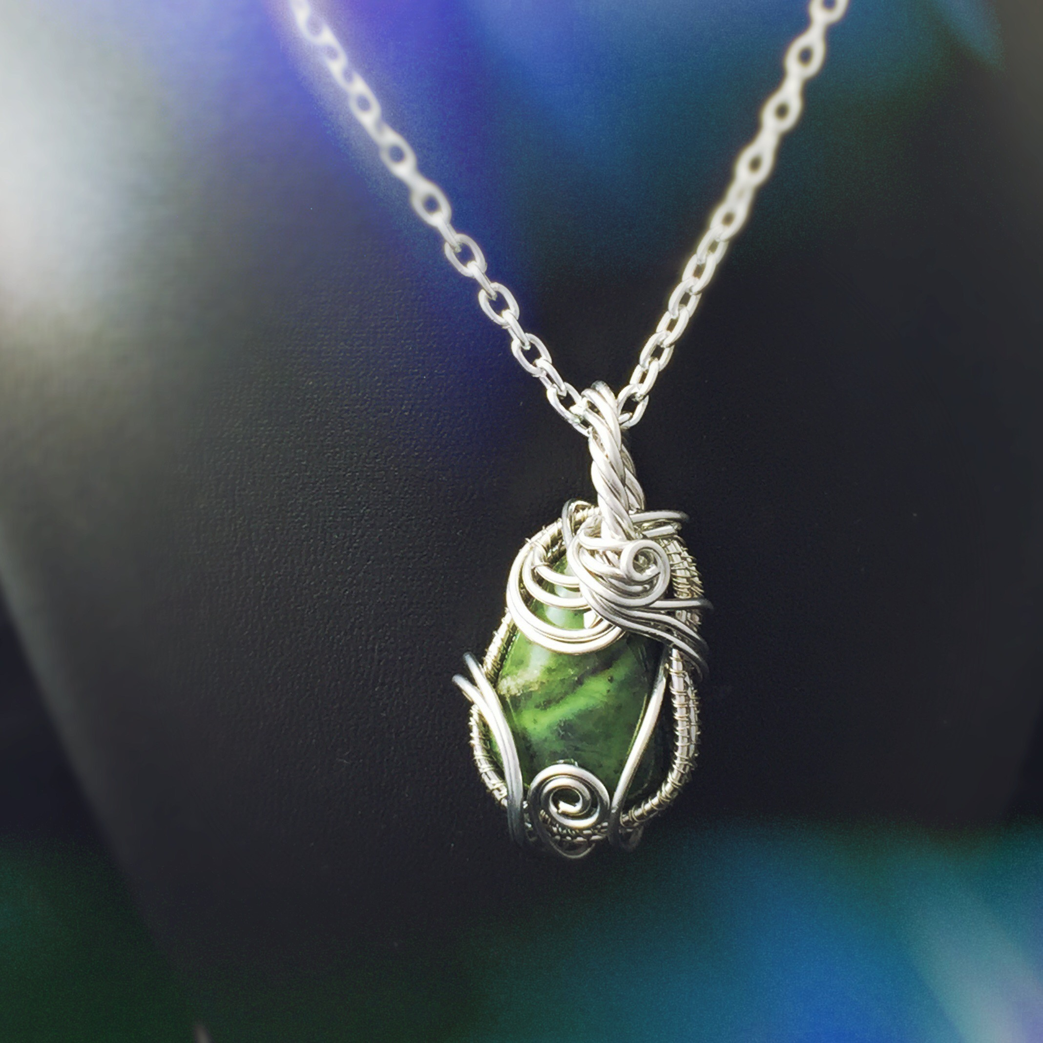 Ground yourself, express yourself, and reach a spiritual realm with this  Serpentine,  Gemini!