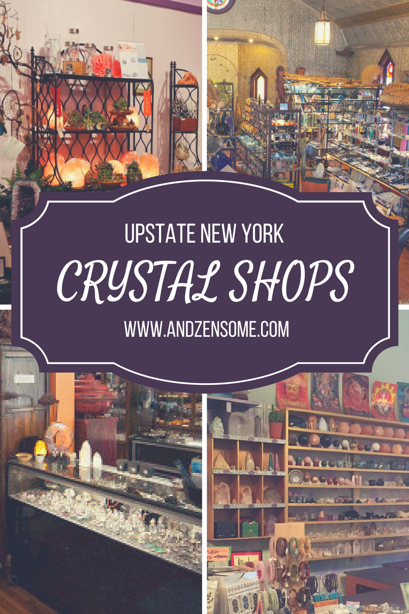 Where to find the best new age, metaphysical, crystal shops in upstate new york; northern new york, western new york, southern new york, central new york, the hudson valley, and the capital region.