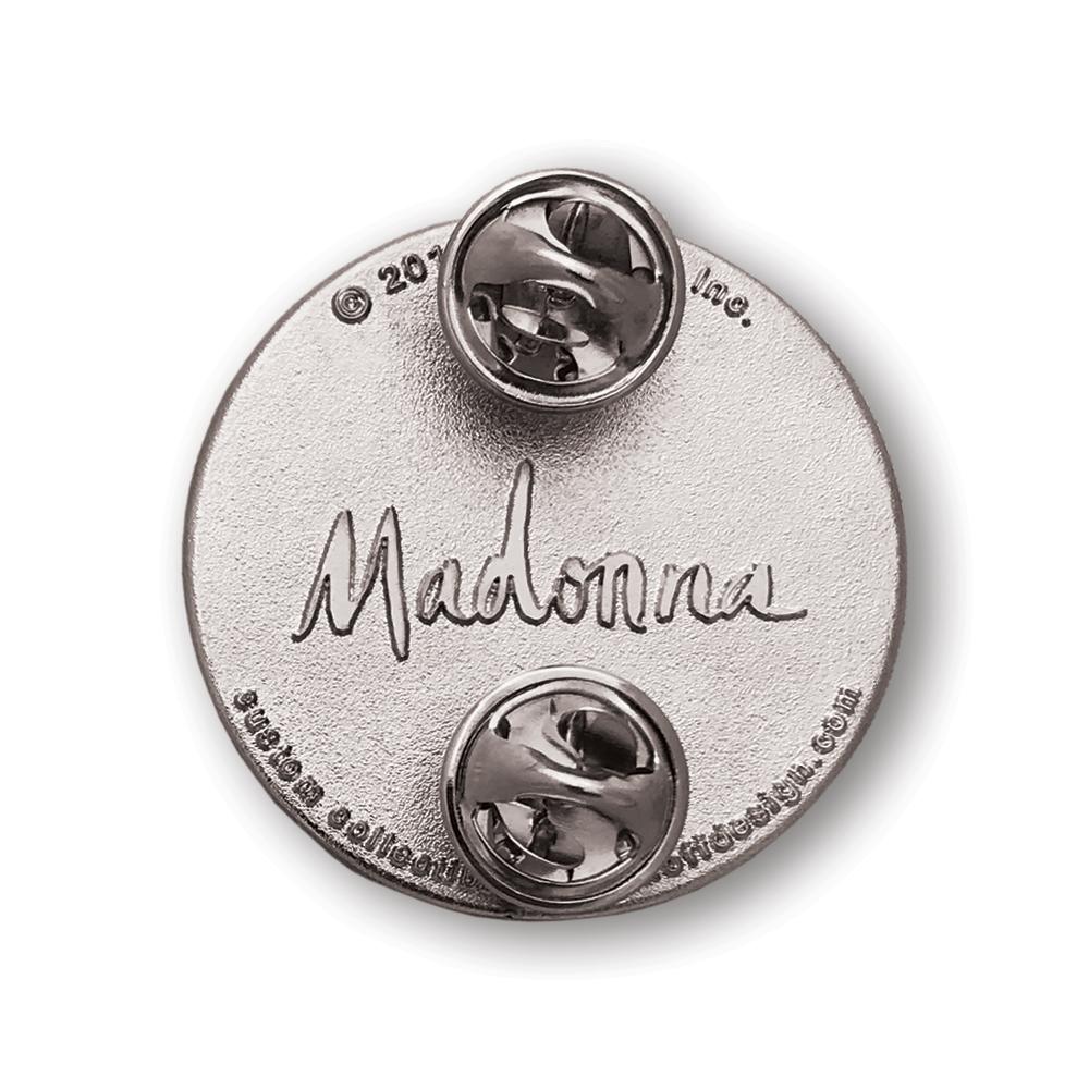 Madonna Pop Art Pin Set- by waxoffdesign