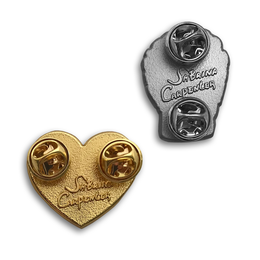 Sabrina Carpenter- Fan Club Exclusive- Pin Set- by waxoffdesign