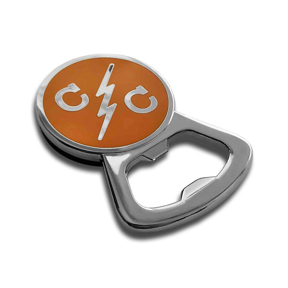 Copycats Media- Bottle Opener Magnet- by waxoffdesign