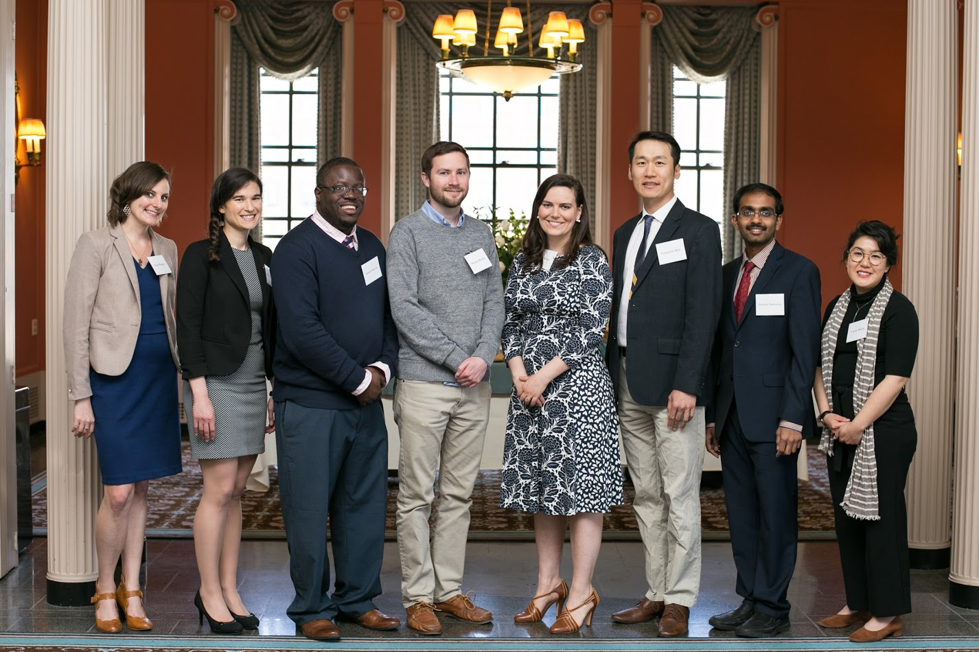 ProQuest Distinguished Dissertation Award – U of M - Top 10 out of 800 dissertations completed in 2016 were recognized by Rackham Graduate School. (link)University of Michigan, Ann Arbor, MI, April 2017