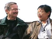 Ron Loewinsohn & joannlow