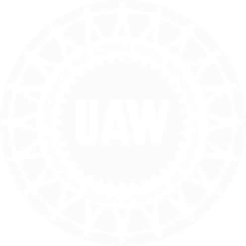 Proud to be endorsed by the WNY CAP Council of the UAW