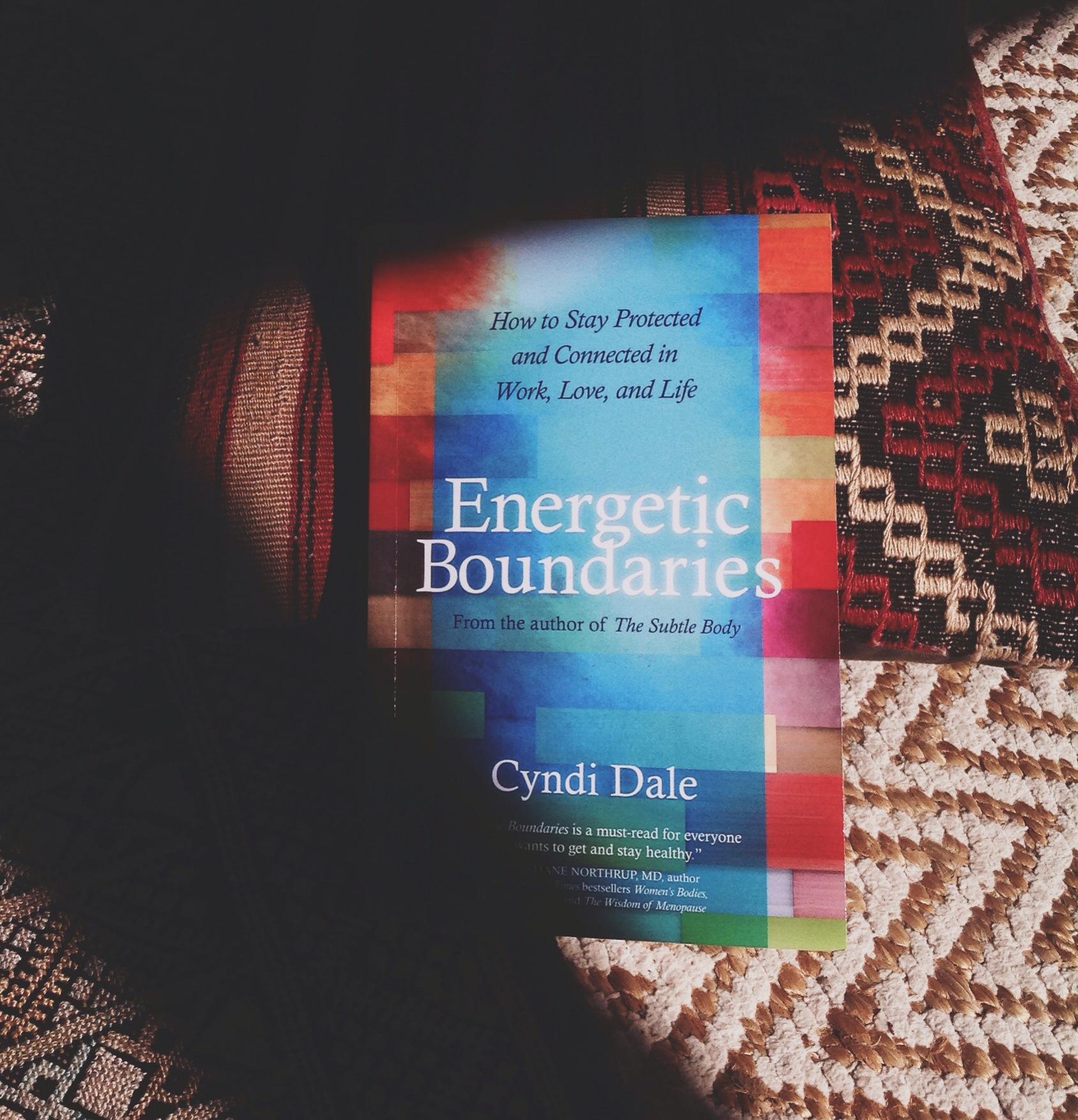 VMB Books | Energetic Boundaries
