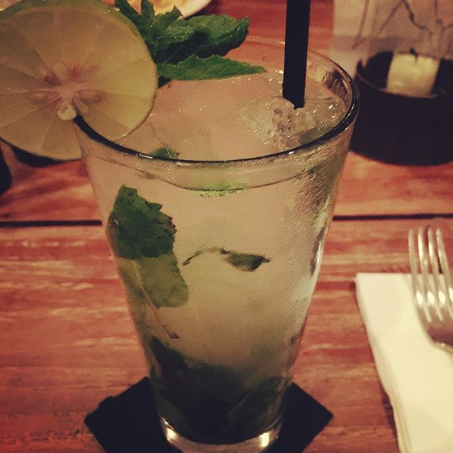 We love a good mojito! Especially when made in Bali! #bali #tropical #cocktails #rum #beachside #beach #cocktailbar