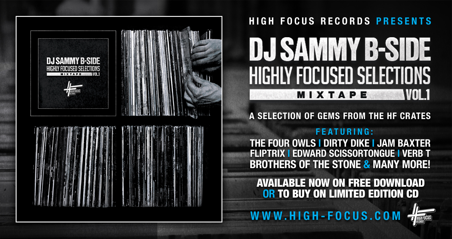 HighyFocusedPromo