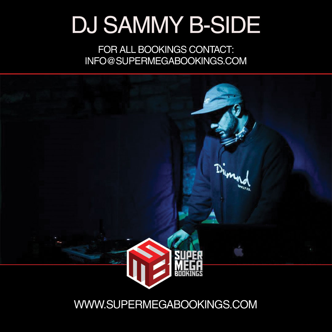 DJ Sammy B-Side Super Mega Bookings