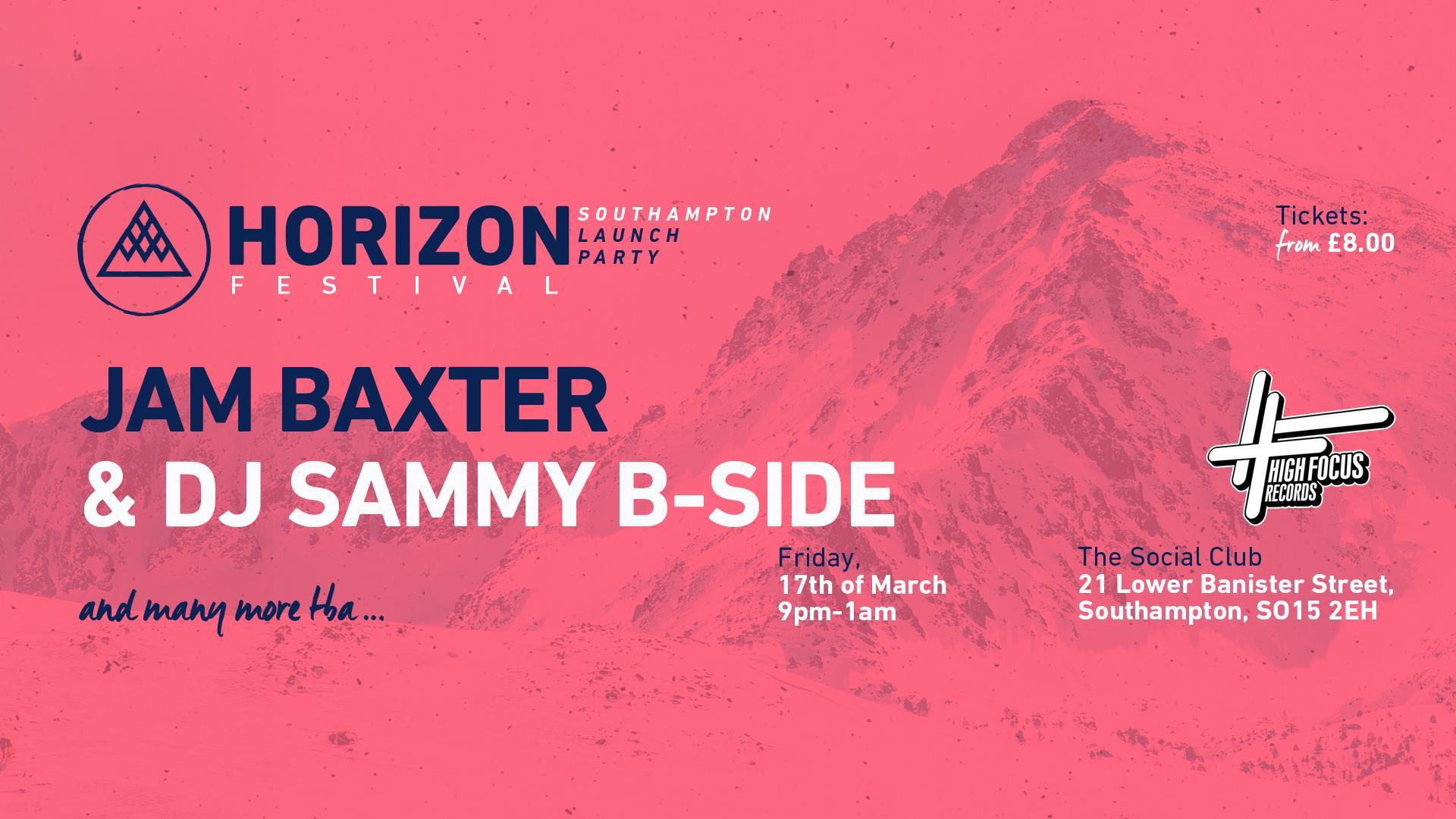 Horizon Festival Launch Party