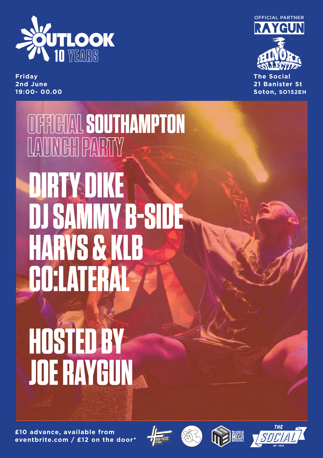 Outlook Launch Southampton