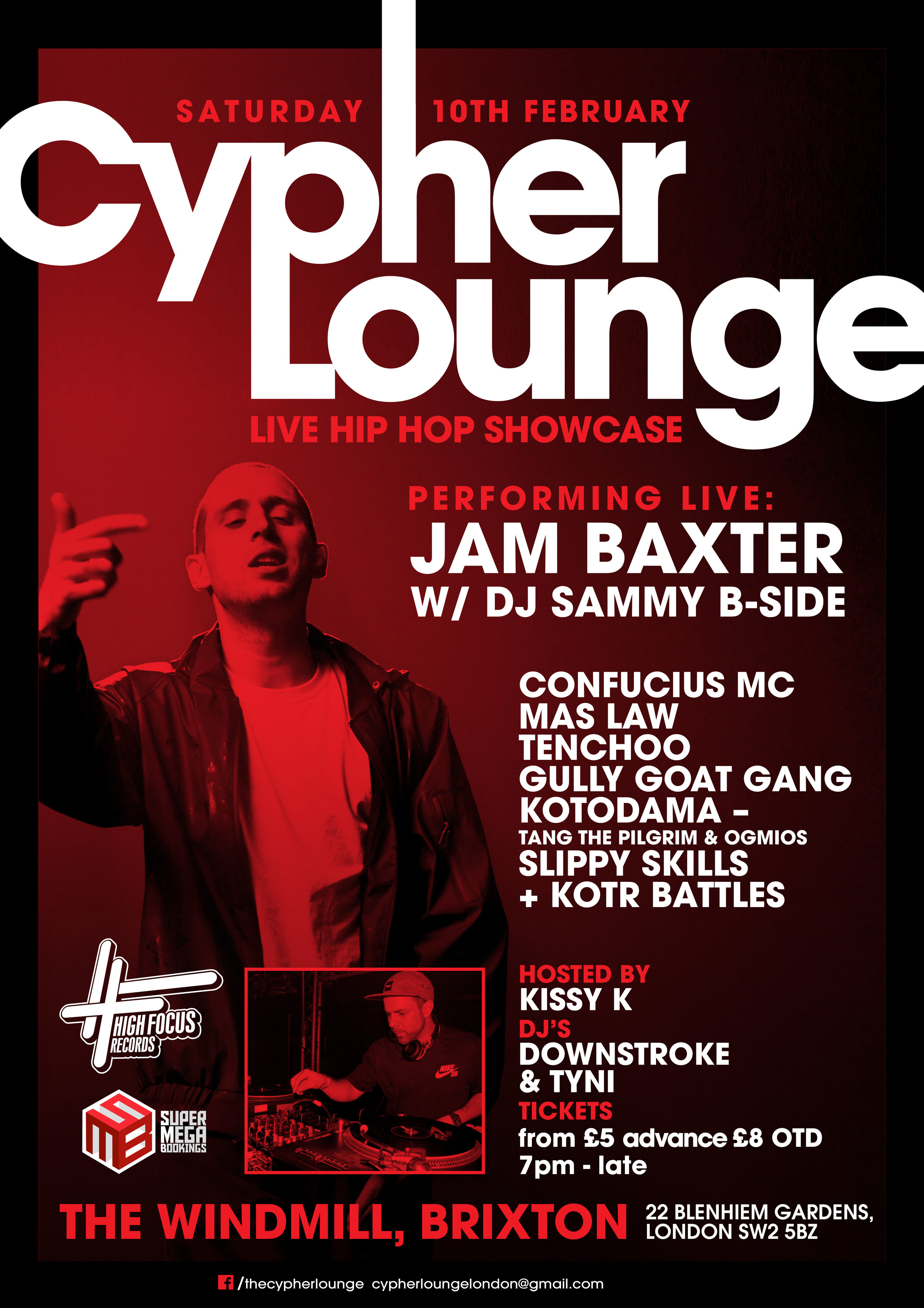 Cypher Lounge