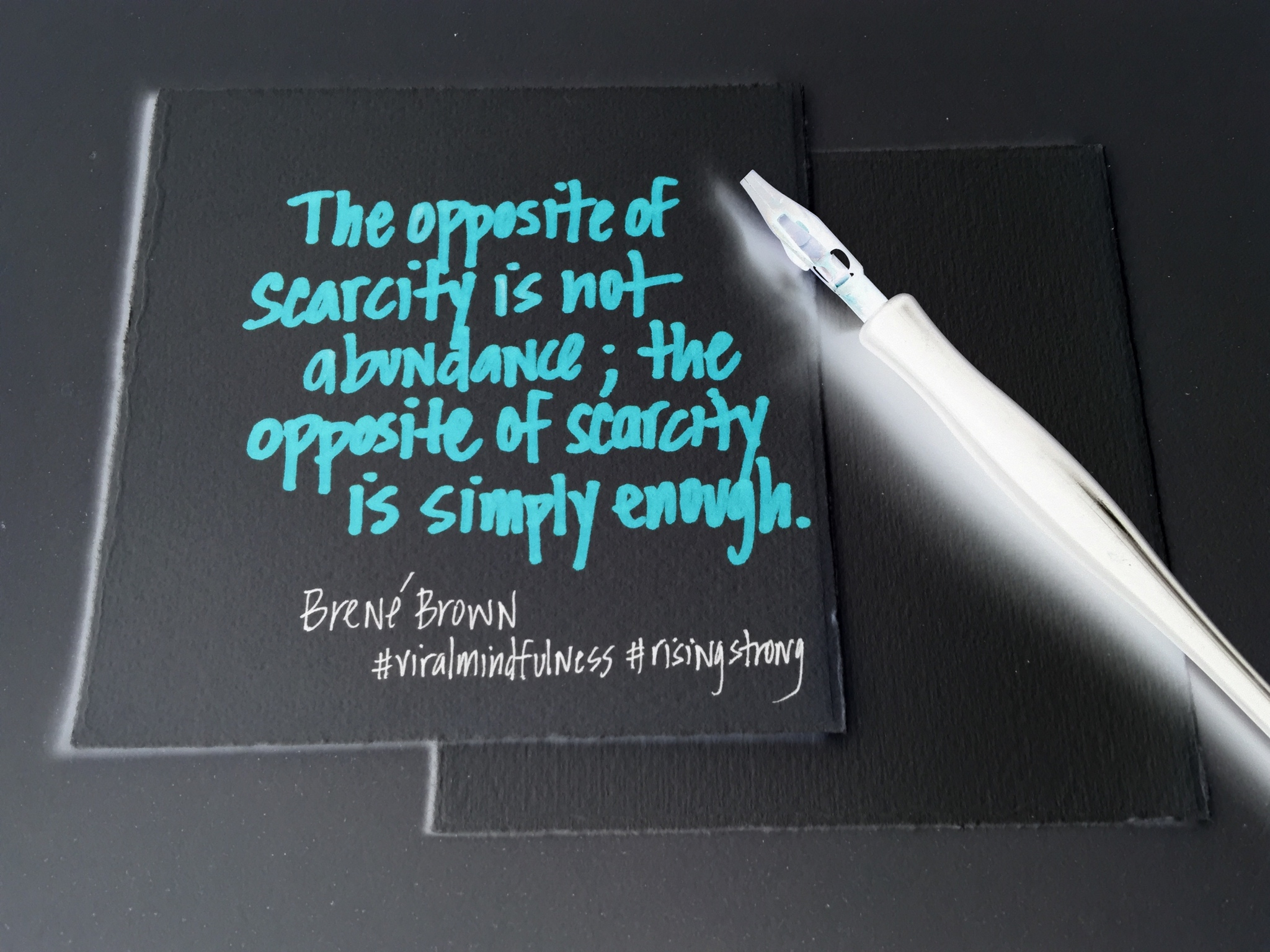 Brené Brown Quote