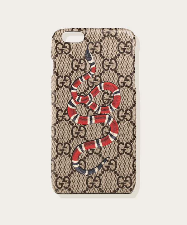 GUCCI SNAKE IPHONE CASE