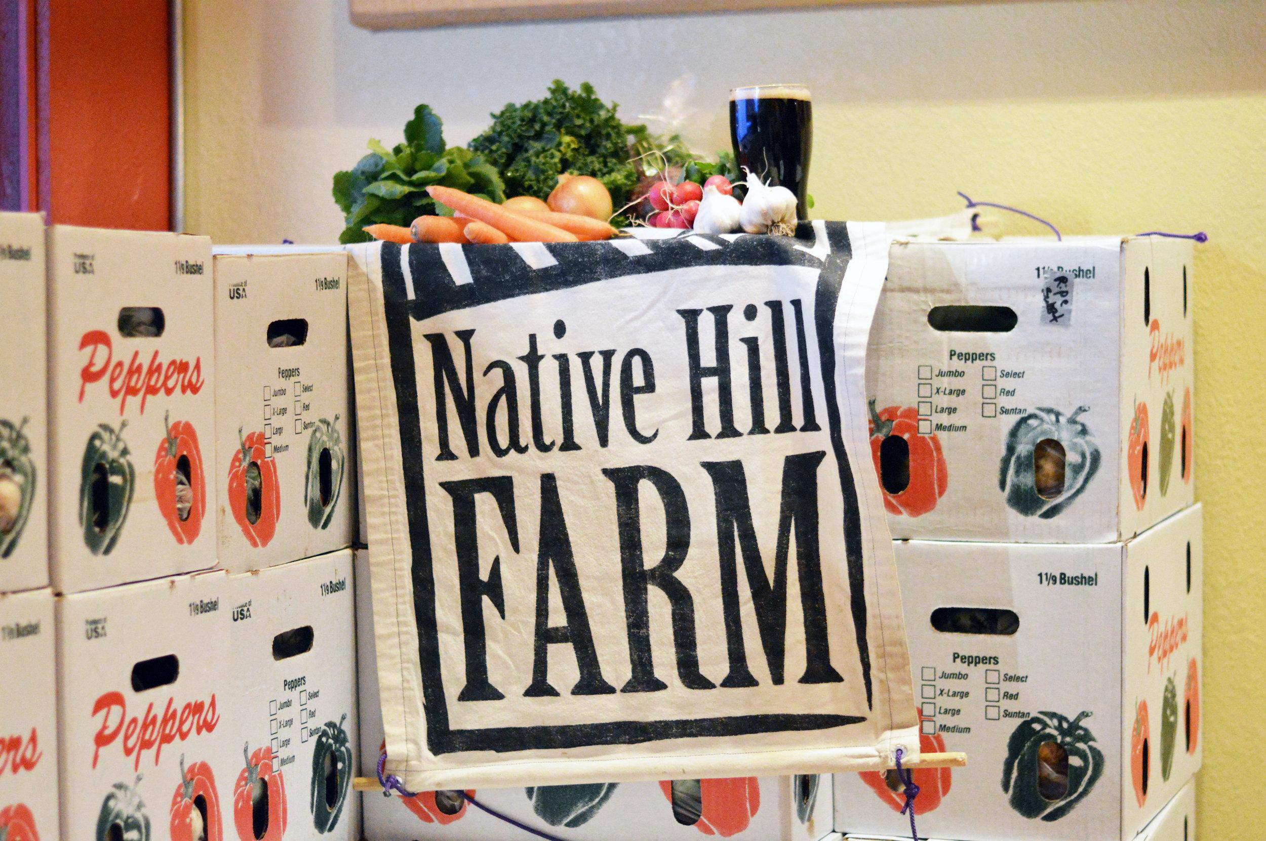 Winter Farm Shares now on sale!