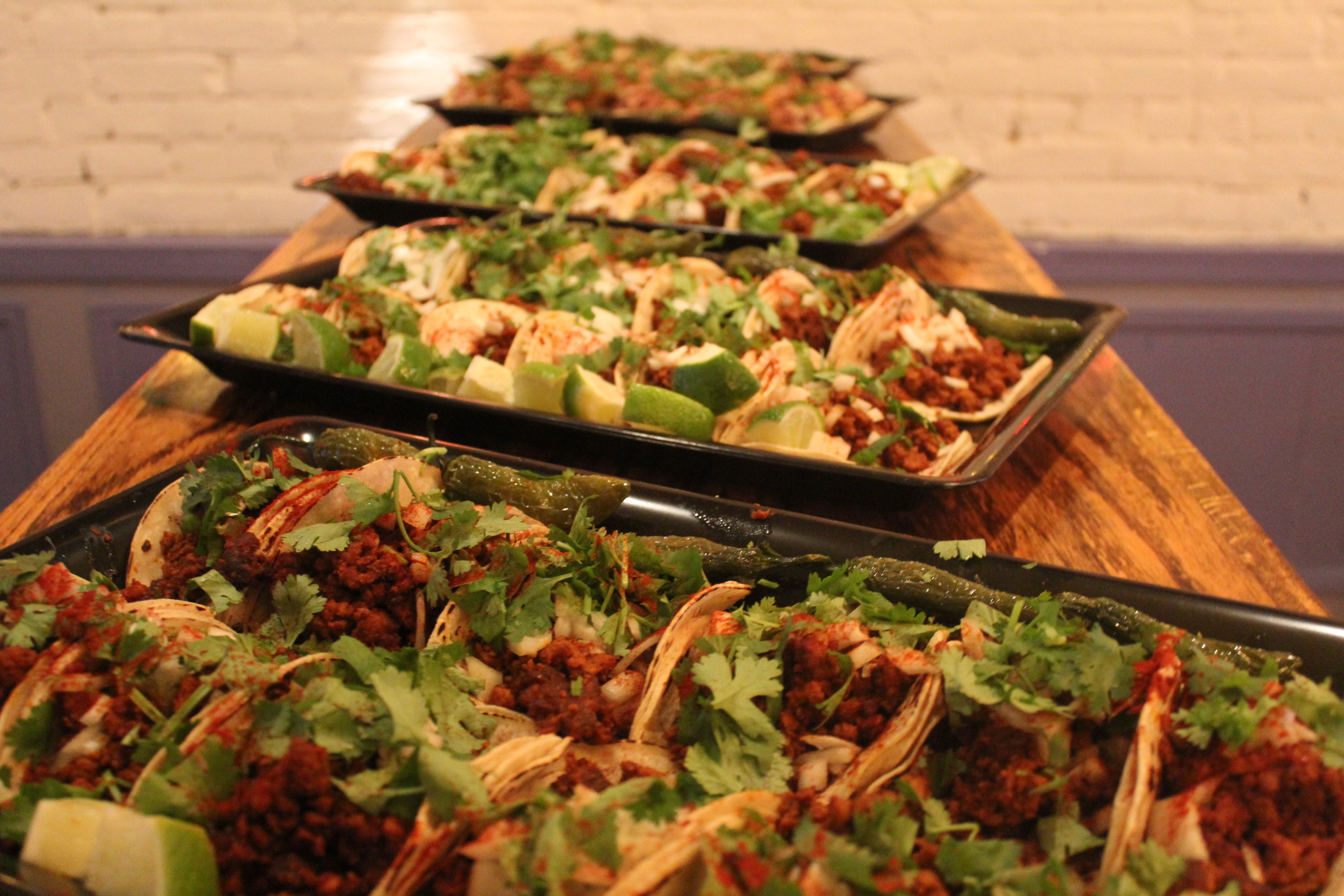 Order now! - Let us cater your next event.
