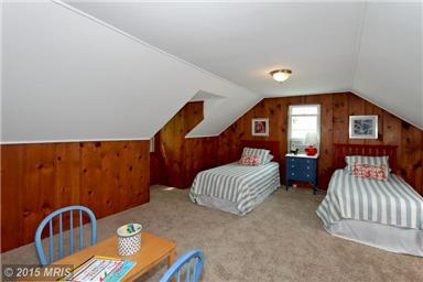 Upper level is your fourth bedroom