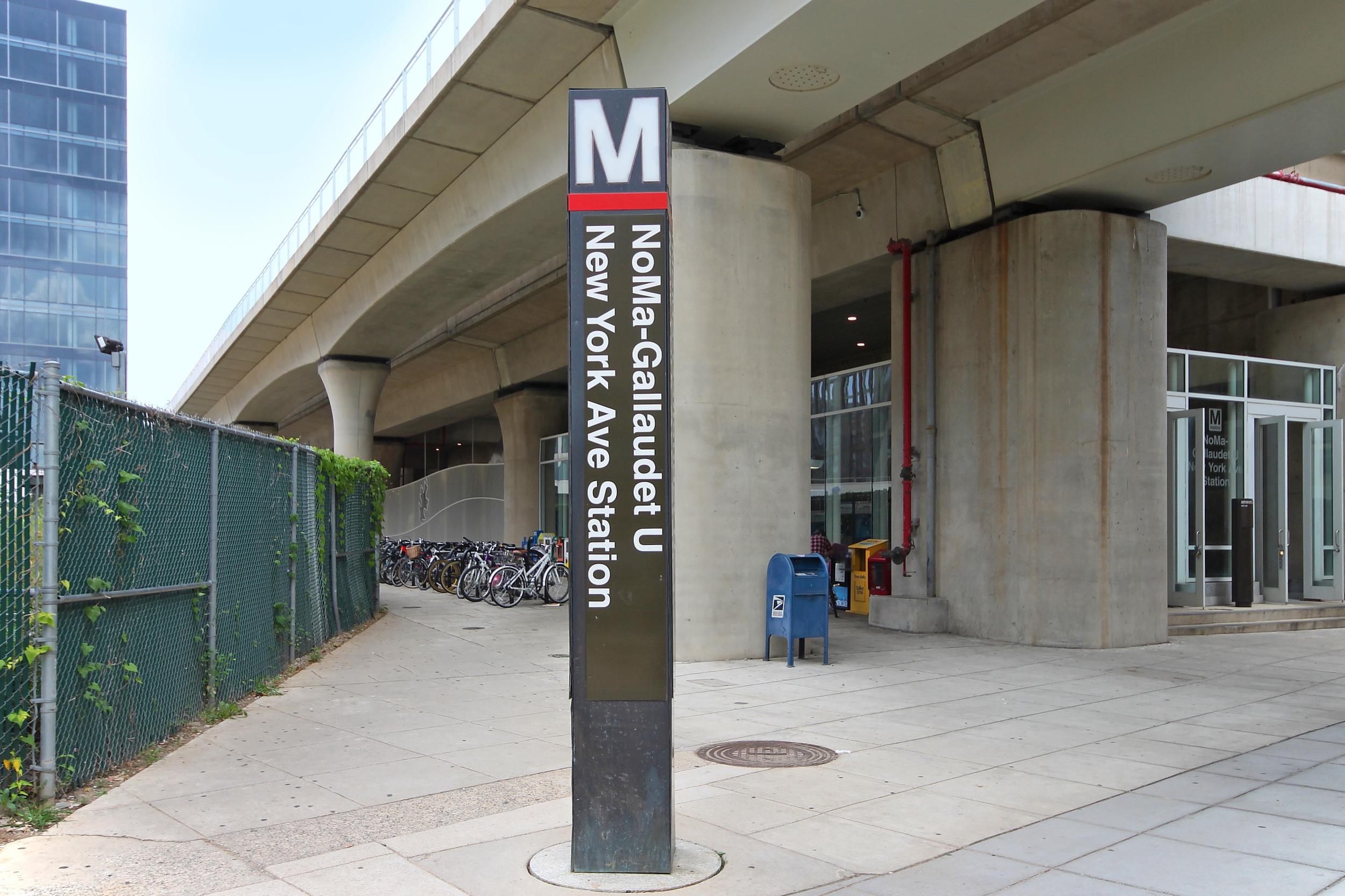 Metro is 5 Minute Walk