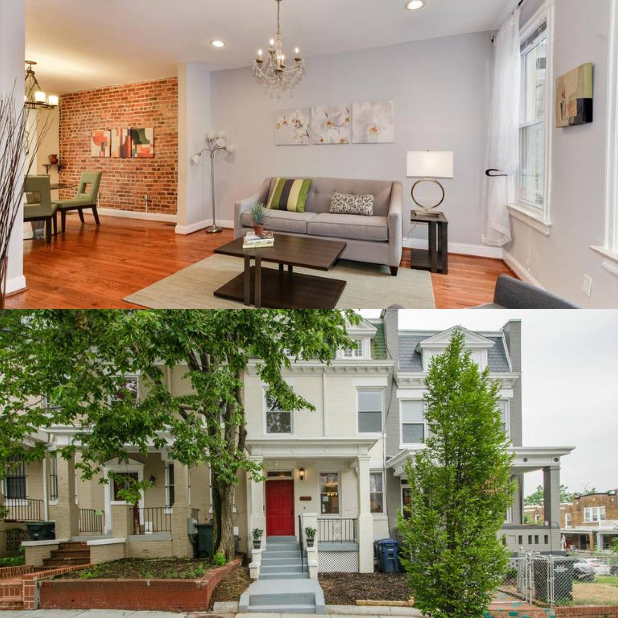 1925 Summit Pl NE, a 3-Bed/3.5-Bath with three levels, sold for $625k in four days.