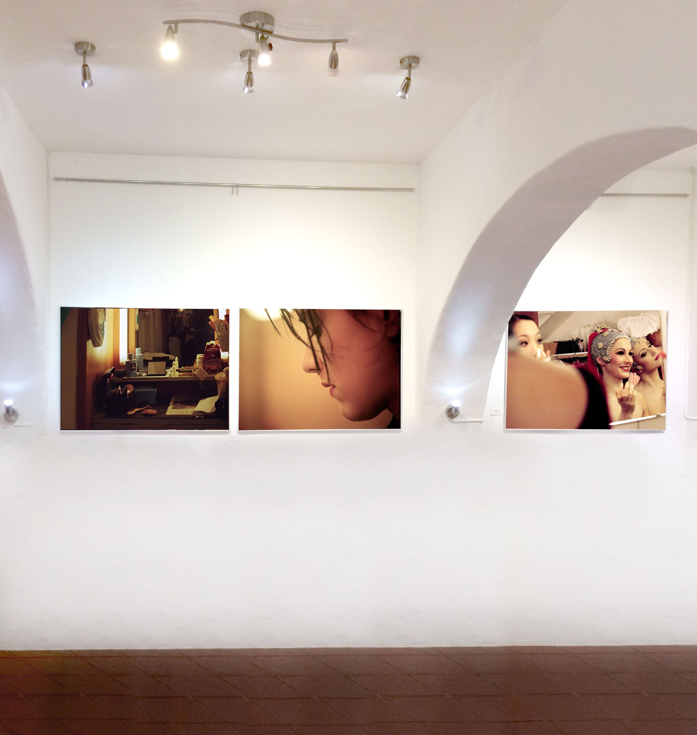 Colorida Art Gallery Lisbon, Portugal, 2016 curated by Rosemary Esteter