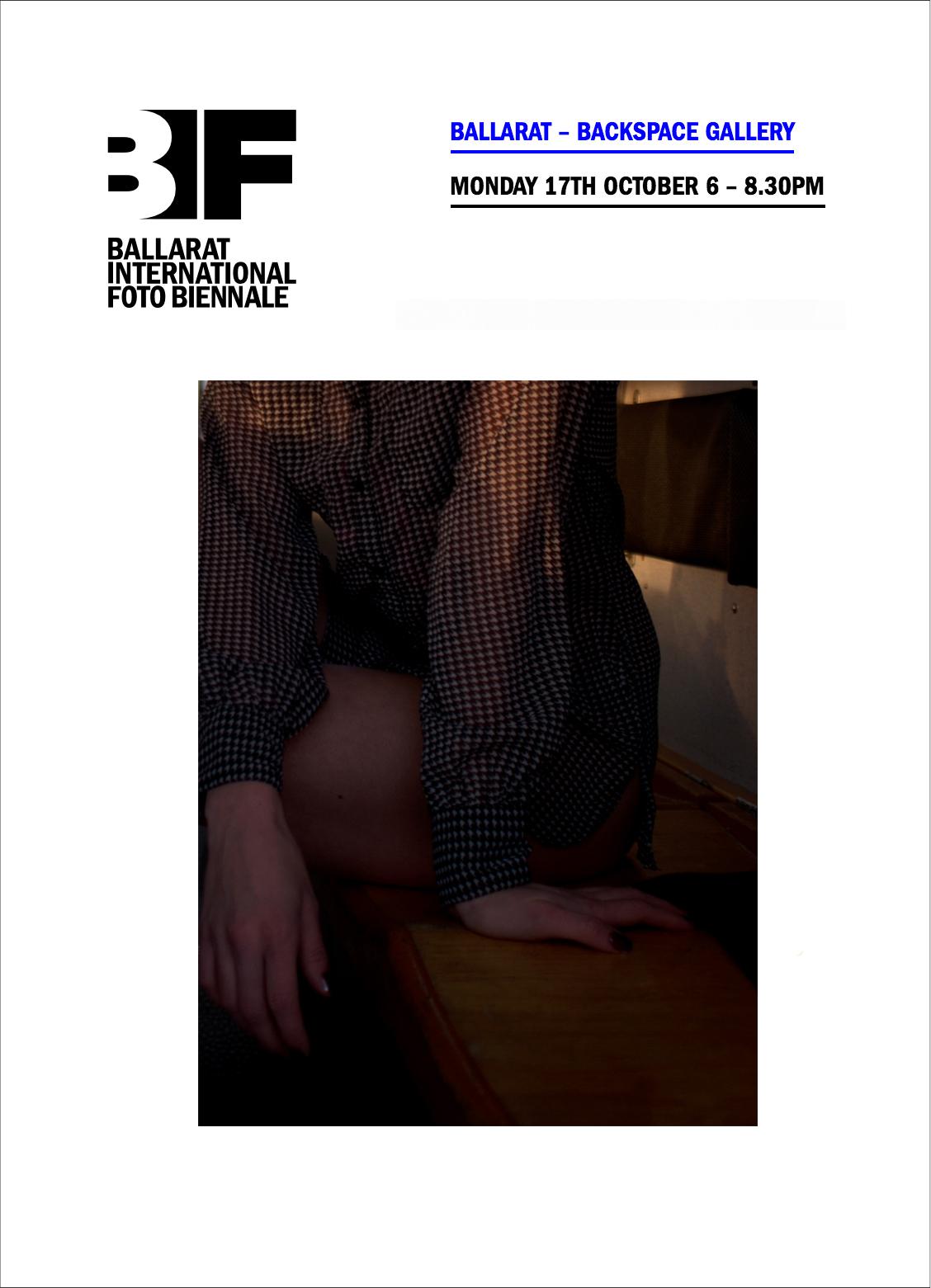 Ballarat International Foto Biennale, Red Dot Collection Ballart, Australia, 2016 - selection -