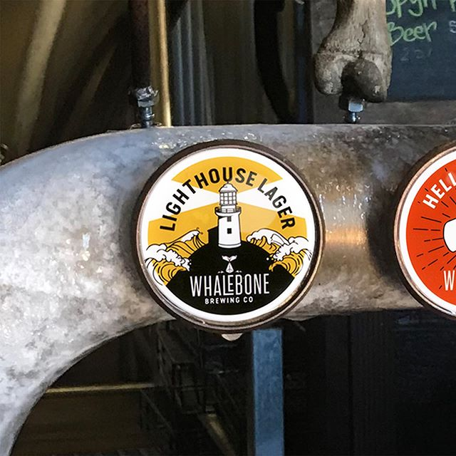 Stoked to see our new tap decal range in action at @whalebonebrewing HQ in Exmouth, Western Australia. Plenty of fine brews to choose from (this isn't all of them!) and the sweet season starting in the north. Get there if you can!  #insomniadesign #design #branding #beer #exmouth #brewery #tapdecals #whalebonebrewing