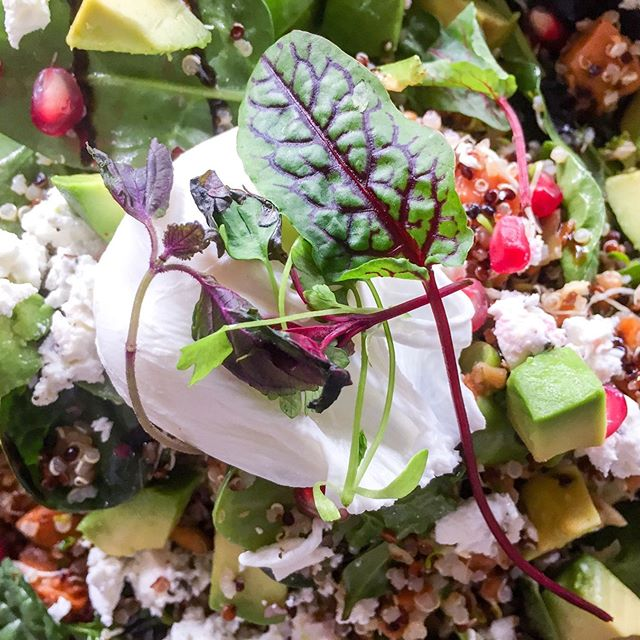 This salad is aight #superfoodsalad