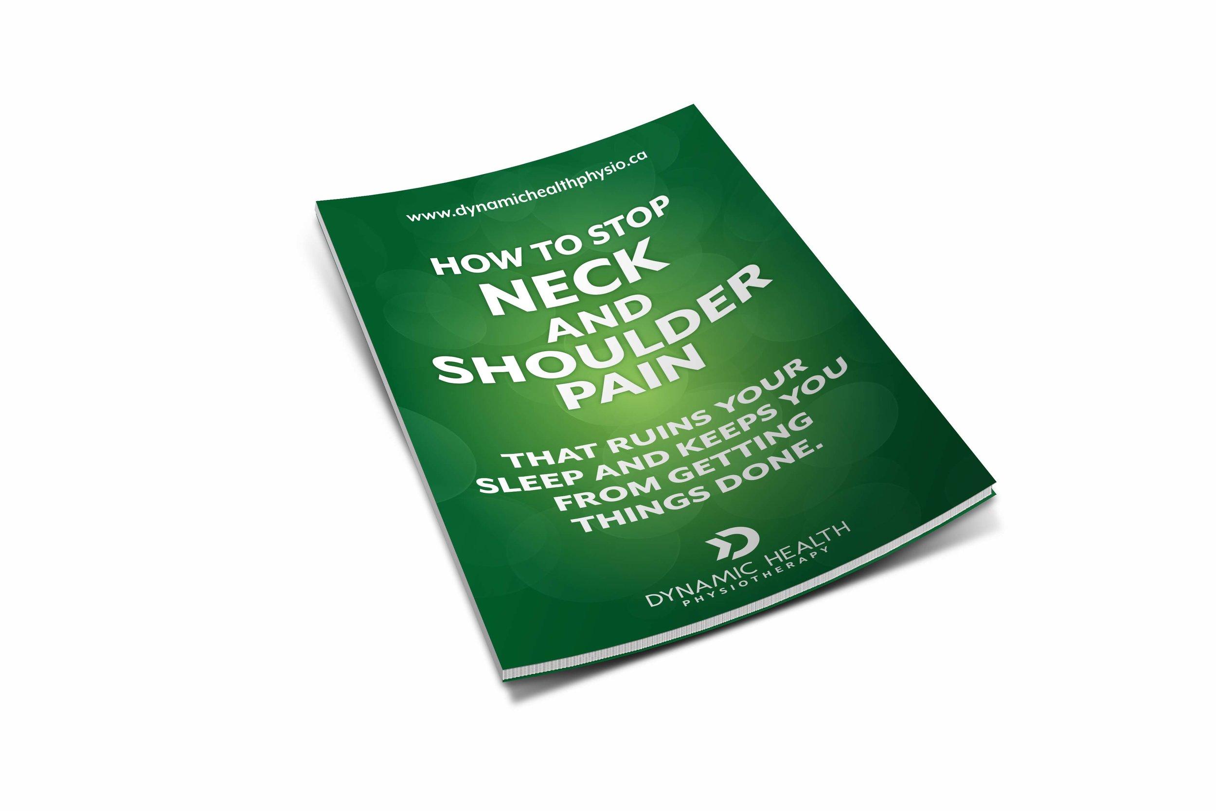 Neck/Shoulder Pain